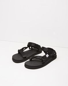 SUICOKE   Tape Strap Sandal   La Garçonne