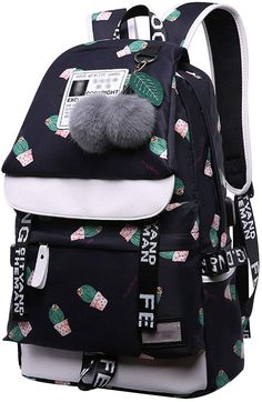 Stylish School Bags, Cute School Bags, School Bags For Girls, Girls Bags, Cute Mini Backpacks, Trendy Backpacks, Girl Backpacks, Fashion Bags, Fashion Backpack