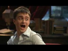 Harry Potter cast having fun!  Mainly awesome because Dumbledore breaks it down.  need to watch this at some point