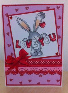 angel4031: Love You Bebunni Crafters Companion