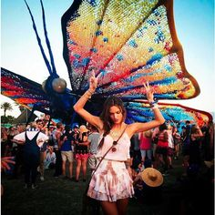 The Coachella 2015 Edit ❤ liked on Polyvore featuring backgrounds