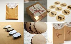 love the paper bag packaging! Incense Packaging, Craft Packaging, Cookie Packaging, Pretty Packaging, Packaging Design, Product Packaging, Packaging Ideas, Bag Packaging, Paper Bag Decoration