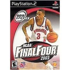 Sony 711719720423 NCAA Final Four 2003 - PlayStation 2