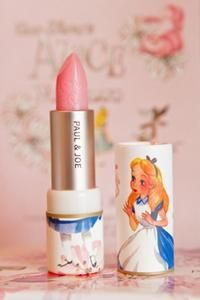 Alice in wonderland cute pink lipstick