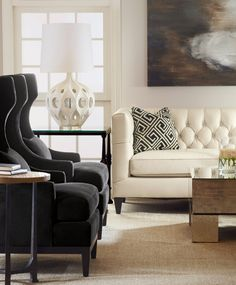 Bernhardt | Bernhardt Interiors Living Room Setting