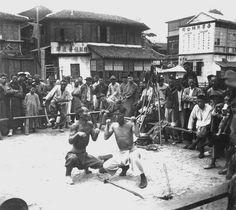 Photos : le Shanghai des années 1930 vur par le Français Louis-Philippe Messelier — Chine Informations