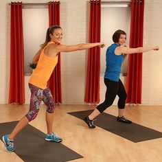 Torch Calories With This 40-Minute Full-Body Workout: You don't need to head to the gym to fit in a good workout.