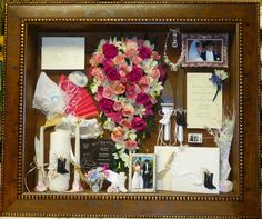 27 Best Preserved Wedding Bouquet In Shadow Box Frame Images