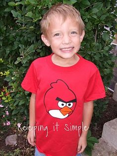 Angry Birds Shirts