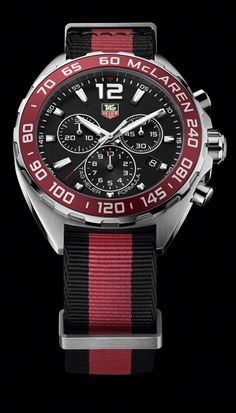 First Look: TAG Heuer Formula 1 McLaren Limited Edition | The Home of TAG Heuer Collectors