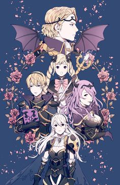 Corrin and the Nohr family