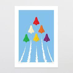 Red Leader by Glenn Jones - Kids Prints NZ Art Prints, Art Framing Design Prints, Posters & NZ Design Gifts Kids Prints, Fine Art Prints, Original Artwork, Original Paintings, Framed Art, Framed Prints, Wall Art, New Zealand Art, Nz Art