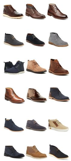 cb25a4868ed 18 Chukka boots - What is your biggest wish  Zapatos Hombre Casual