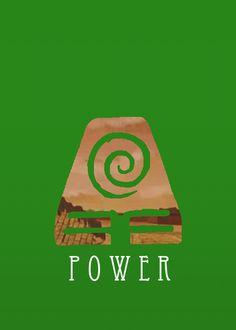 Power --- Avatar: The Last Airbender tv series