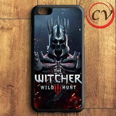 The Witcher Wild Hunt iPhone 6 Plus | iPhone 6S Plus Case