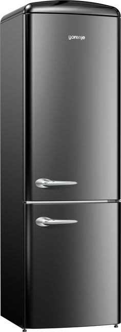 Réfrigérateur combiné pose libre ORK192BK - Gorenje