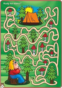 Stanování- bludiště Mazes For Kids Printable, Printable Board Games, Maze Worksheet, File Folder Activities, Picture Boards, Picture Puzzles, Kindergarten Fun, Alphabet Coloring, Activity Sheets