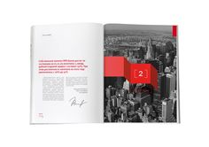 Ideas and inspirations on different treatments of various annual reports.