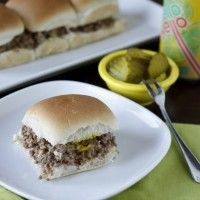 Famous Krystal Burgers Copycat Recipe