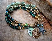 Evelyn Majerek <Handcrafted Jewelry > Yoga / Bohemian inspired Jewelry that fit's your free spirited Life Style Semi-precious stones, ethnic beads and exotic wood.