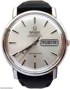 1968 Omega Constellation