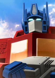 Optimus Prime by ~loneold on deviantART Tomy Toys, Transformers Optimus Prime, Saturday Morning Cartoons, Retro Cartoons, Battleship, Cool Artwork, Deviantart, Order Cake, Italian Desserts