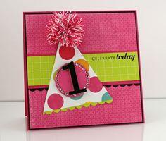 Bilderesultat for birthday card 3 years First Birthday Cards, Homemade Birthday Cards, Bday Cards, 1st Boy Birthday, Homemade Cards, Card Making Inspiration, Making Ideas, Pinterest Cards, Scrapbook Cards