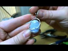 Nine Cabochon Wire-Wrapping Tutorials