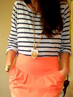 Bright & nautical (: