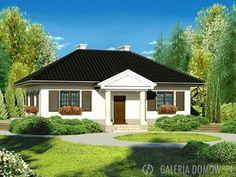 Projekt Dom przy Topolowej wizualizacja 1