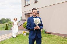 First look Bogusi i Adriana, pierwsze spotkanie Pary młodej, reportaż ślubny, judyta marcol