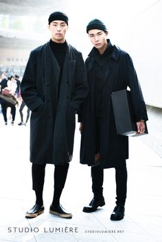 studiolumiere1:SICK FLOW. Korean street style with YGKPLUS models MIN JUN KI & KIM DO JIN. Photographed by 알렌. http://www.studiolumiere.net