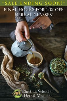 Herbal Classes | Online Herbal Medicine Making Course
