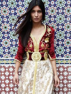 Image result for Morocco Caftan