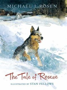 When a blizzard traps a family outside in a whiteout, a cattle dog devises a stunning rescue in a moving, suspenseful, and gorgeously illustrated story. (Feb 2016)