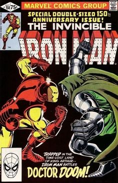 Iron Man #150 - Knightmare!
