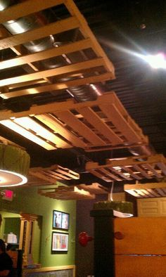 Repurposed Dropped Ceiling Alternatives Creative   Google Search