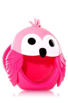 My new pink owl car freshener from Bath & Body Works!