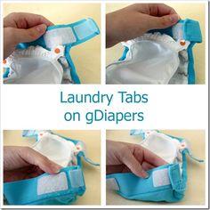 gWhiz! – gDiapers 101 – The Laundry Edition | Joyful Abode