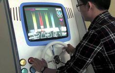10 Bizarre Arcade Games From Around the World -Amusement Washing Machine Arcade Games, Nintendo Consoles, Technology, Play, Washing Machine, Youtube, Laundry, Gaming, Gems