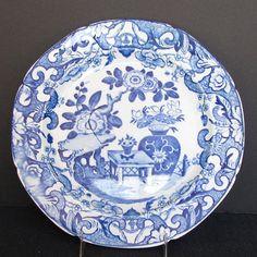 inglese ART Deco//Vintage Cina Tè Set Trio dipinte a mano Tams Ware Woodland