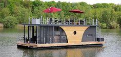 houseboat living - Hledat Googlem