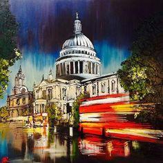 Paul Kenton Building Sketch, Building Art, Gcse Art Sketchbook, Sketchbooks, London Architecture, Art And Architecture, City Landscape, Urban Landscape, Paul Kenton