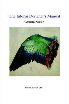 Inform Designer's Manual: 4th Edition: Graham Nelson, Gareth Rees: 9780971311909: Amazon.com: Books