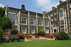 Middle Temple Hall, London - Elizabethan buildings on grounds formerly belonging to the medieval Knights Templar