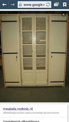 Smalle deurtjes
