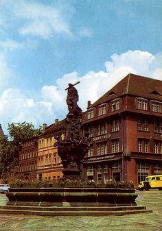 Zittau 1978 in der DDR