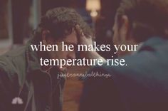 Hannibal Relating to Life: When He Makes Your Temperature Rise