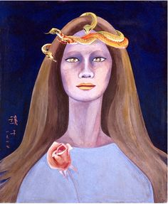 천경자, 지극히 고독해 보이지만 아름다운 그녀의 작품 세계 : 아트앤팁닷컴