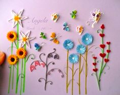 Google images Beautiful quilling